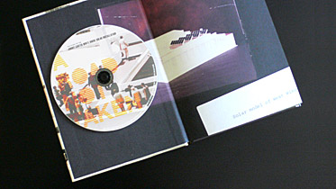 DVD/book inside